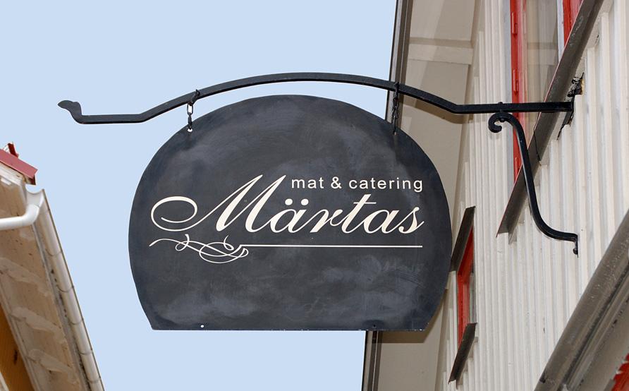 Catering Lysekil Märtas mat & catering