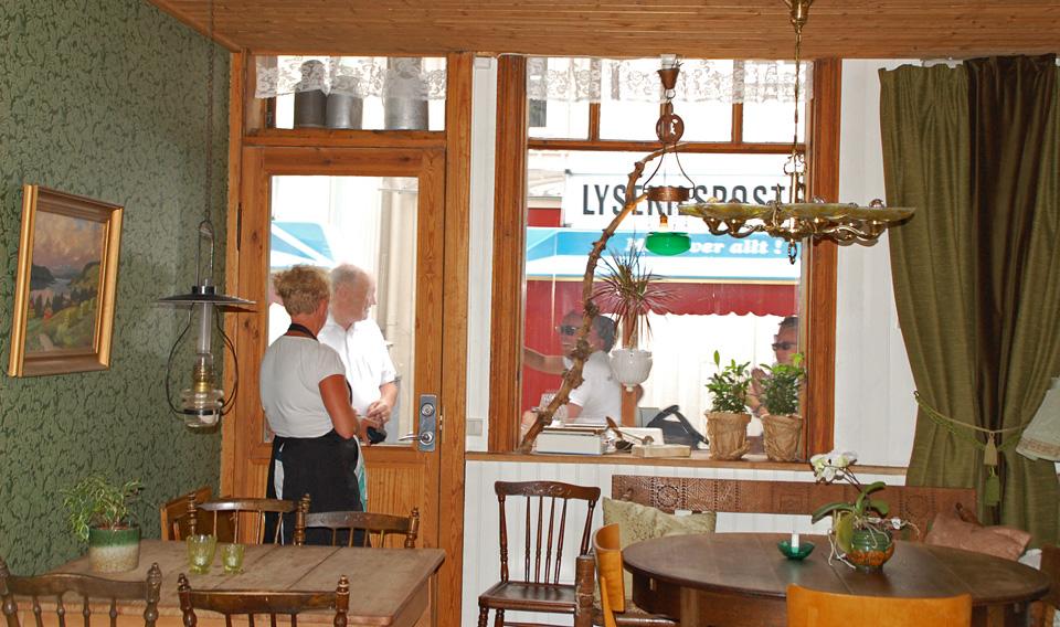 Festlokal I Lysekil: Märtas Mat & Catering